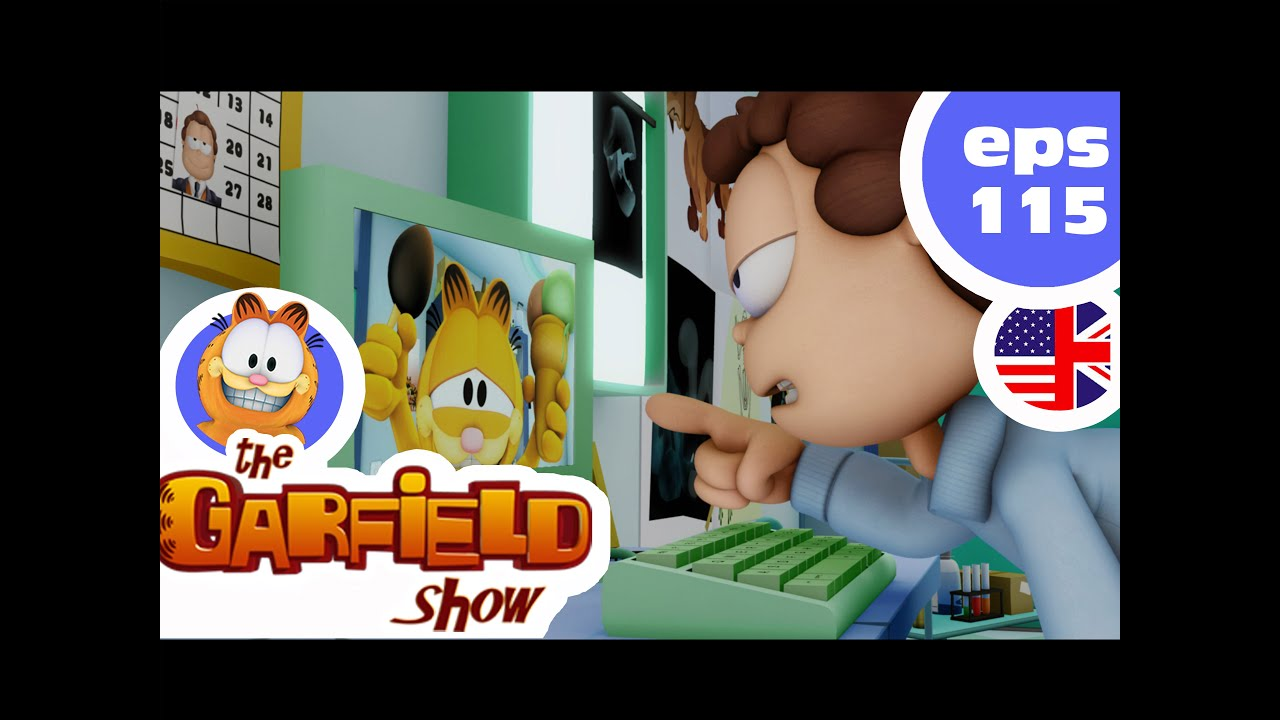 The Garfield Show Ep115 The Great Trade Off Youtube