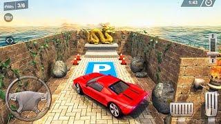 Modern Car Parking in Labirinth 3D Maze - Android Gameplay FHD