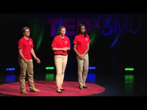 Leaving a Legacy on a New Level | McKinney Boyd High School Living Roof Team | TEDxSMU