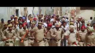 SATHIYO SONG PROMO | THE BLOOD STREET PUNJABI MOVIE