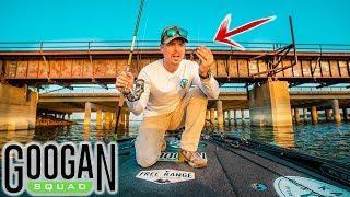 using-the-new-secret-googan-bait-first-time