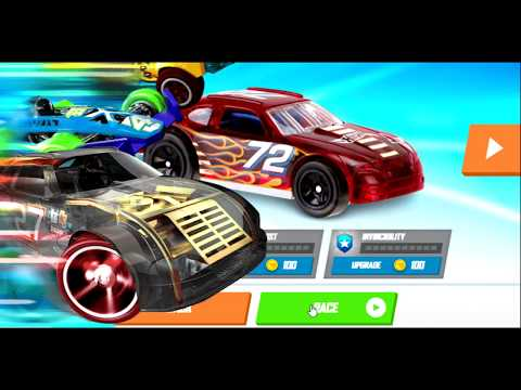 Hot Wheels cars race Game for Kids |