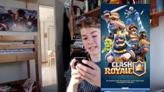 Legendäre Truhe öffnen!!| Clash Royale