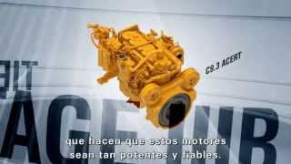 Cat K Series, Tier 4 Interim/Stage IIIB Engines (SPANISH)