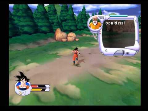 Dragon Ball Z Sagas gameplay Ps2