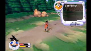Dragon Ball Z Sagas gameplay Ps2