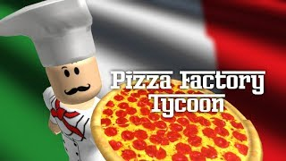 Пицце Фабрика - Pizza Factory - ROBLOX