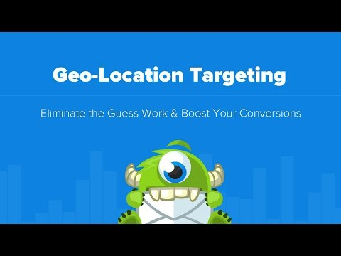 Geo Location Targeting with OptinMonster