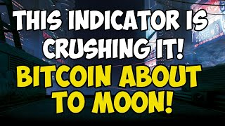 This Indicator is CRUSHING IT - BITCOIN Going To The Moon?