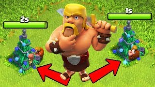 STUPID TREE!  Removing the 2018 Christmas Tree!  Fix that Engineer ep23 | Clash of Clans