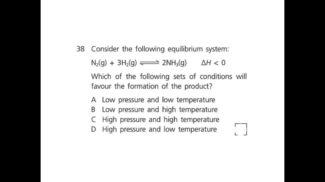 Equilibrium: Crash Course Chemistry #28 - YouTube