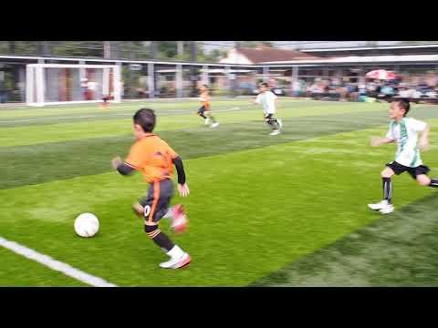 Mol Football Academy League Group A ครั้งที่ 14 # OAZ VS เพชราวุธ วันอาทิตย์ 1 กันยายน 2562 # Q3