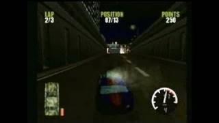 Demolition Racer: No Exit Dreamcast Gameplay_2000_04_18