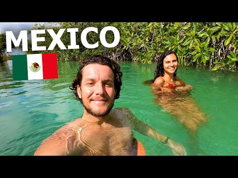 PERFECT DAY TRIP FROM TULUM! 🇲🇽 MUYIL RUINS & LAGOON