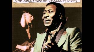 Rock Me Baby - Muddy Waters - (HQ) - The Johnny Winter Sessions 1976-1981 (Lyrics)