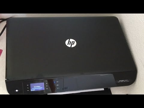 HP Envy 4500 Wireless All-in-One Color Photo Printer - Review Test Print - B00CIDQ470