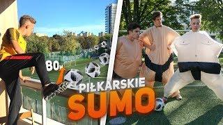 Niesamowite piłkarskie sumo + balkon 80m!!! /w Maurycy, Jasper | PNTCMZ