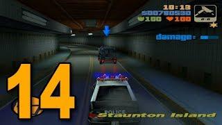 Grand Theft Auto: III - Part 14 - Police Escort