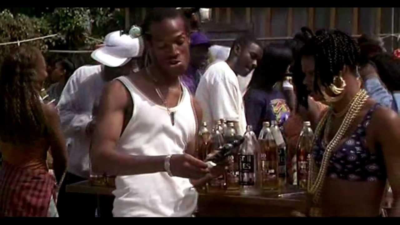 Drinking Juice In The Hood Cast