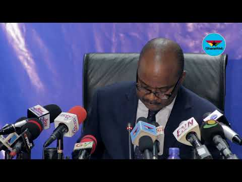 Bank of Ghana maintains policy rate at 20%