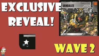 Vandalize – Exclusive Reveal of Latest Star Card in the Transformers TCG! (Wave 2)