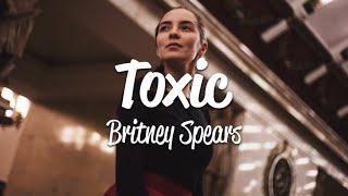 "... follow our spotify playlist: https://loku.lnk.to/spotifystream ""toxic"" on britney's spotify: http://smarturl.it/britneyspotbri..."