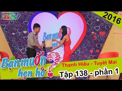 Thú vị chuyện hẹn hò của cặp đôi điềm đạm | Thanh Hiếu - Tuyết Mai | BMHH 138
