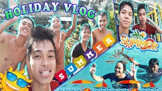 Holiday  (VLOG) with my family and friends