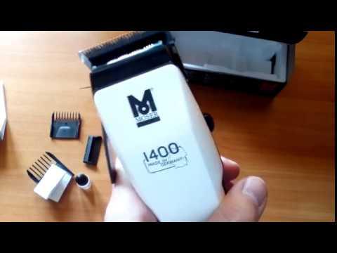Машинка для стрижки волос Moser 1400  White Edition я доволен