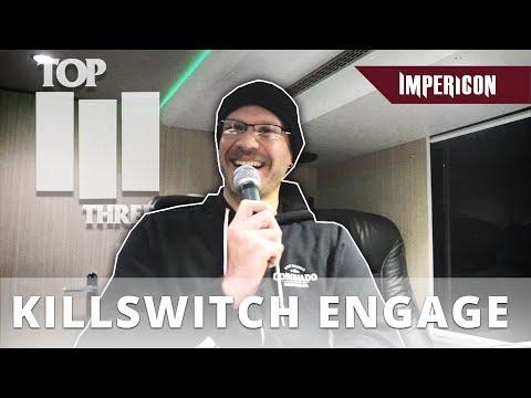 Adam Dutkiewicz From Killswitch Engage | TOP THREE