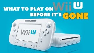 GAMES YOU SHOULD PLAY on Wii U (before it's dead) – The Know