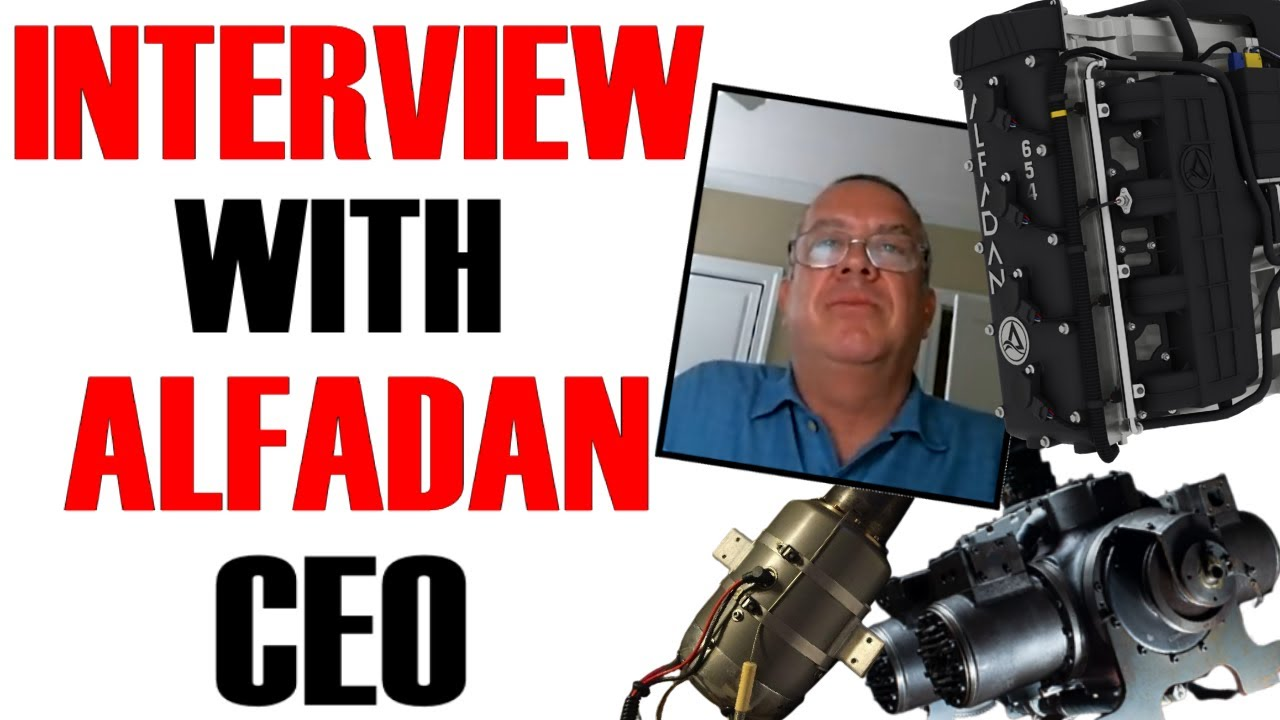 ALFADAN UPDATE - Interview with CEO: Patents, Bourke engine, ICE future and more