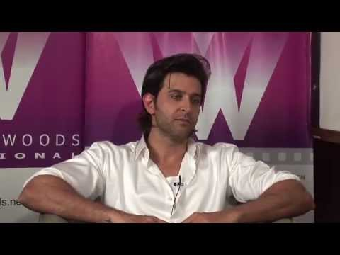 Hrithik Roshan takes a Masterclass at Whistling Woods International
