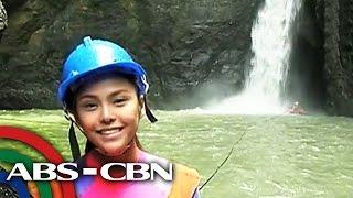 'Shooting the Rapids' sa Pagsanjan Falls