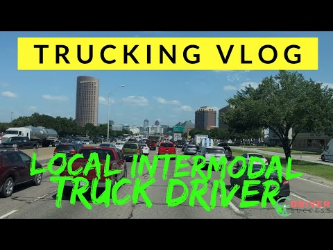 TRUCKING VLOG | How many Loads Does A JB Hunt Intermodal