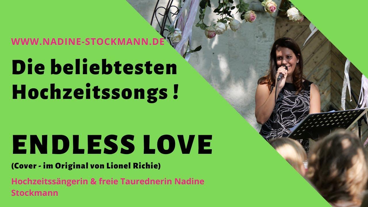 Beliebte Hochzeitslieder Englisch Endless Love Hochzeitslieder