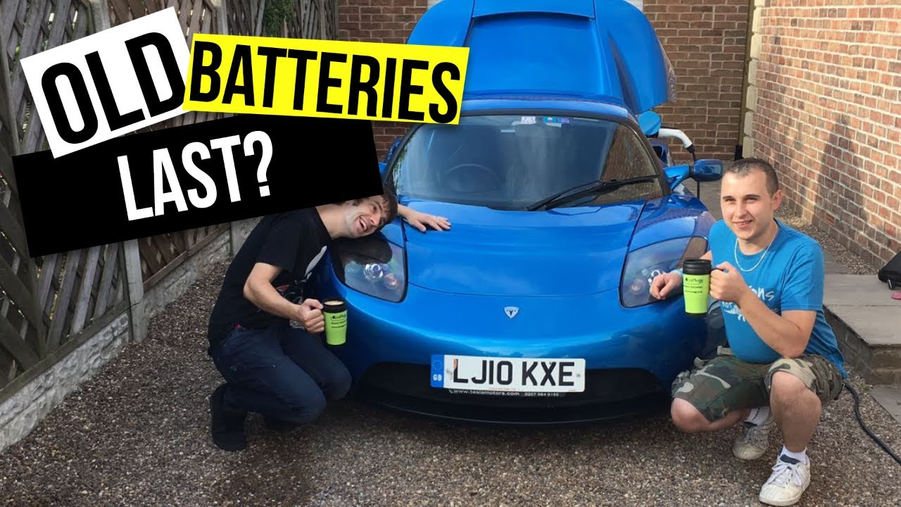 Tesla Roadster How Long Do Batteries Last 8 Years Test