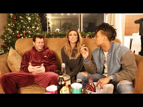 Drunk Questions Holiday Edition (w/ Lauren Elizabeth)