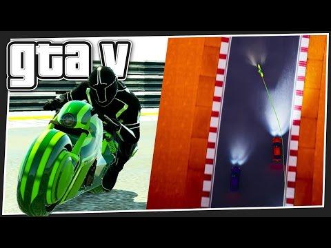 TINY TRON BIKE | GTA 5 Online Tiny Racers