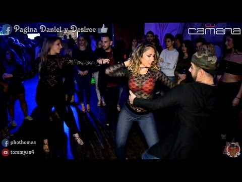 Daniel y Desiree [Social Bachata] @ Camana Club 2017