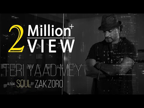 teri-yaad-mey-|-full-lyrical-video-song-|-zak-zorro-|-music-album-soul
