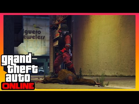Leftover Halloween Candy | Trolling | GTA V Online Gameplay (PS4)