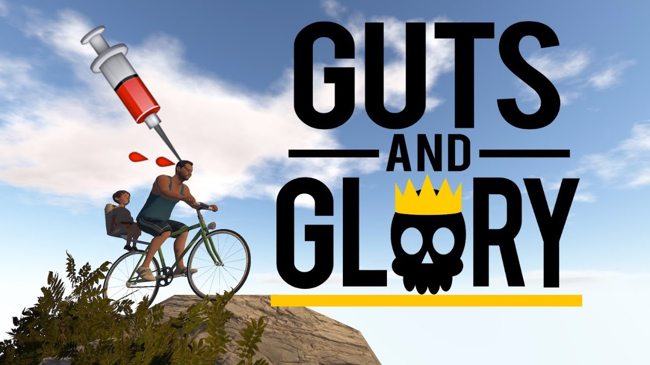 Guts and Glory - The Game (Happy Wheels 3D) - YouTube