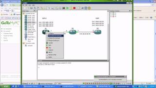 Route Redistribution Lab 1  RIPv2 and OSPF