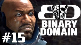Two Best Friends Play Binary Domain (Part 15)