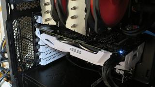 обзор видеокарты Asus DUAL-GTX1060-6G