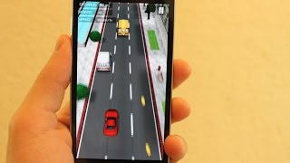 Free Android Car Traffic Race Game