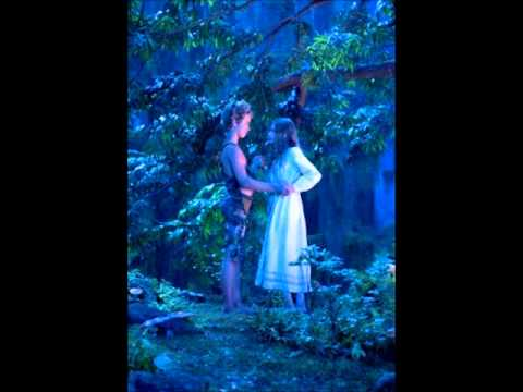 peter pan - fairy dance - YouTube