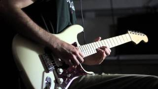Funky Blues Solo by Alex (HD)