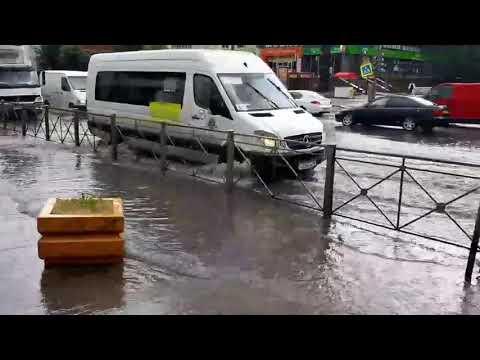 Потоп на Московском